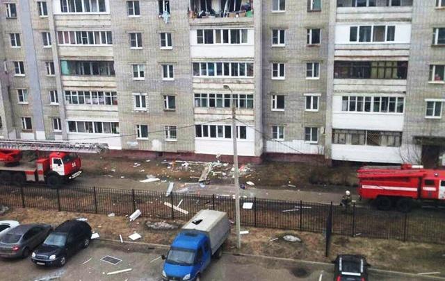Взрыв в квартире Ярославля: следователи возбудили уголовное дело