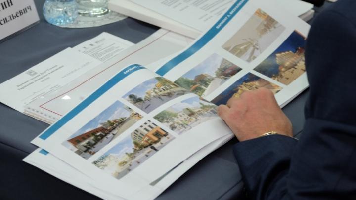 Итоги градсовета: концепцию по внешнему виду киосков приняли, по развитию пешеходной Пермской — нет