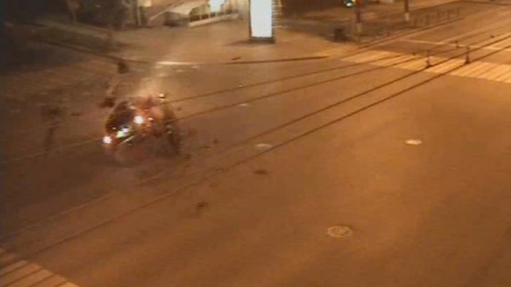 После ДТП с мотоциклистом пермская полиция возбудила уголовное дело