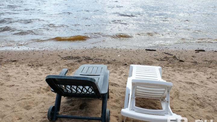 Неосторожность при купании: в Каме утонул 28-летний пермяк