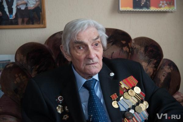 Константин Мелихов рассказал о своей жизни на фронте