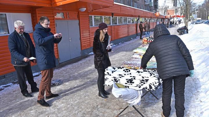 В Ярославле дважды поймали уличного торговца простынями. Теперь он за всё заплатит
