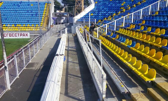 Бразильцы и швейцарцы хотят тренироваться во время ЧМ-2018 на ростовском стадионе