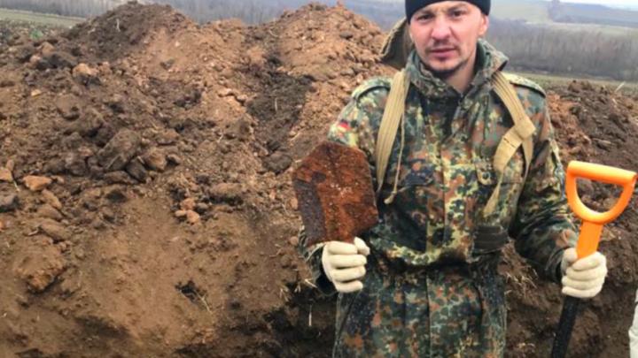Под Ростовом захоронят останки солдат, погибших в Великую Отечественную войну