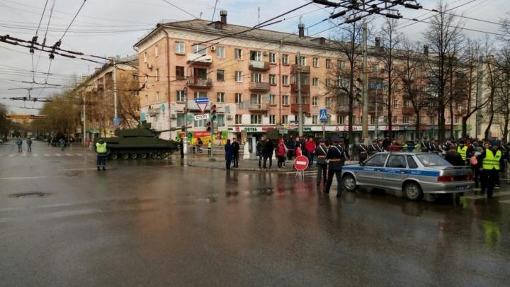 Северная дамба, улицы Сибирская и Пушкина: публикуем полную карту перекрытий дорог в Перми 9 мая