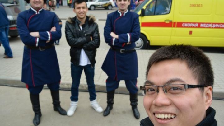Иностранцы о Волгограде: приятно смотреть на красивых девушек в Волге