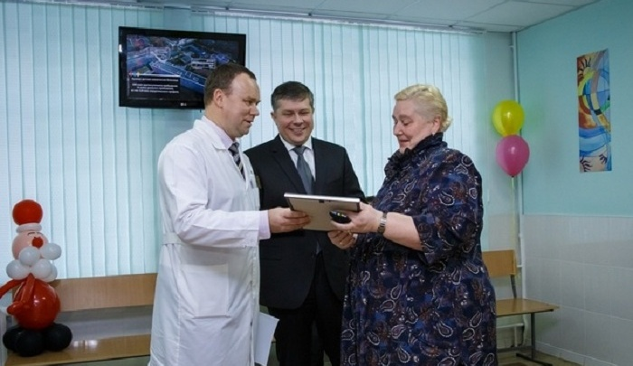 Проблема очередей будет решена: новый офтальмологический центр распахнул свои двери