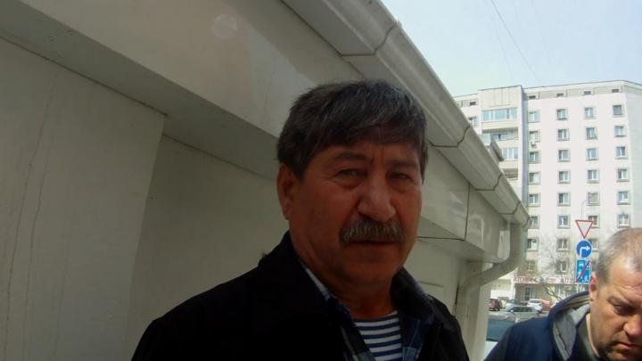 Тюменского дальнобойщика приговорили к штрафу за забастовку против «Платона»