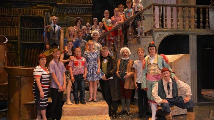 Банк «Кубань Кредит» пригласил детей в театр