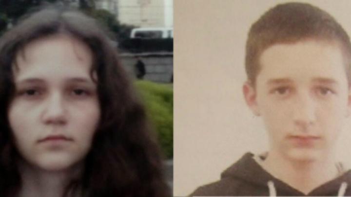 В Ярославской области полиция объявила в розыск двух подростков