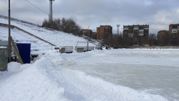 В Самаре стадион «Восход» отключили от водоснабжения