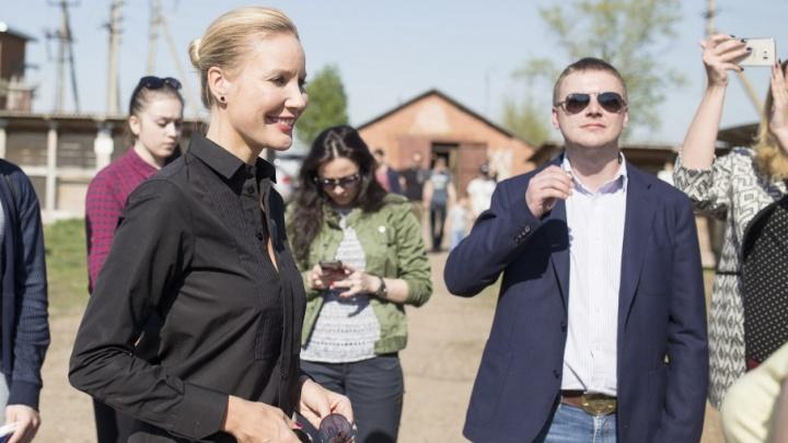Ярославна Елена Летучая уходит на Первый канал, чтобы помогать людям