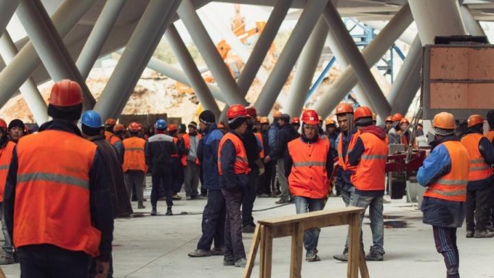 Самарской области разрешили принять 3900 мигрантов в 2018 году