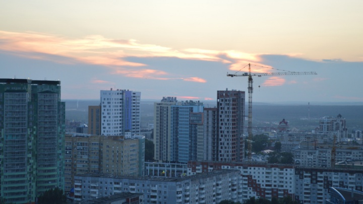Аналитики назвали районы Перми, которые застроят высотками в ближайшие три года