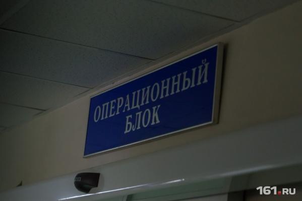 Школьник умер в больнице Азова, так и не придя в сознание