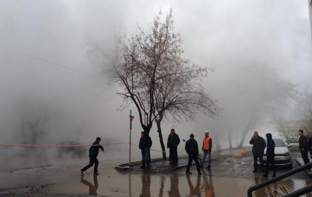 Следователи организовали проверку по факту травмирования жителей Тюмени при порывах теплотрассы