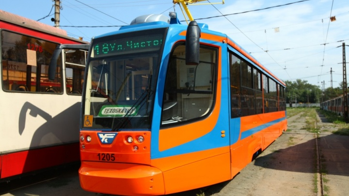 Волгоградцы будут ездить на трамваях, сделанных в Челябинской области