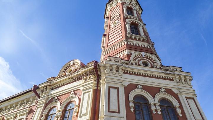 В пожарной каланче Волгограда разместят все службы и фонды краеведческого музея