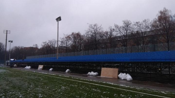 «Шинник» вернется играть домашние матчи в Ярославль