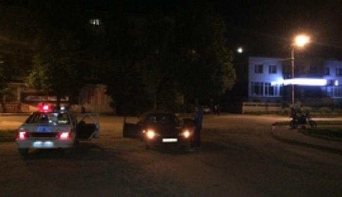 В Ярославской области произошло ДТП с участием мотоцикла