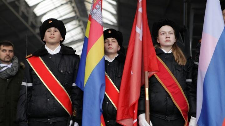В Волгоград едет «Поезд памяти» из Калининграда