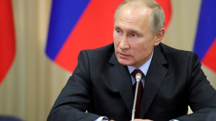 Путин — Меркушкину: «Я всегда в вашем распоряжении»