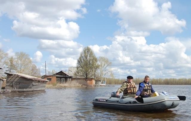 Во время паводка тюменские почтальоны пересядут на вездеходы, катера и вертолеты