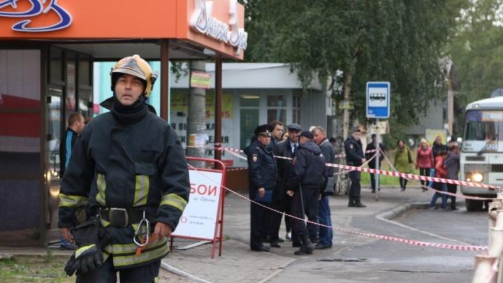 О минировании зданий в Архангельске и других городах сообщали россияне, находящиеся за рубежом