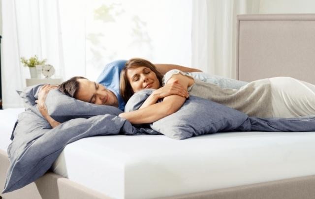 Правильно подобранные кровать и матрас станут залогом здорового сна