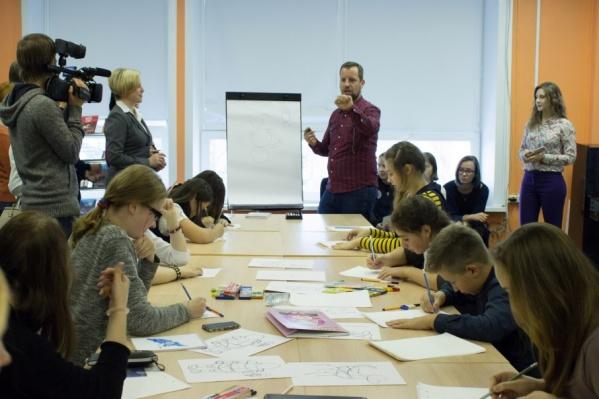 В Дни Германии для учащейся молодежи организуют различные мастер-классы и семинары