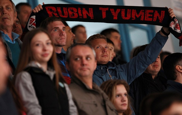 Руководство тюменской команды ХК «Рубин» проведёт открытую встречу с болельщиками