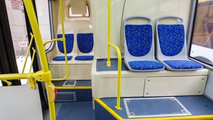В волгоградском автобусе сбили с ног 82-летнюю пенсионерку