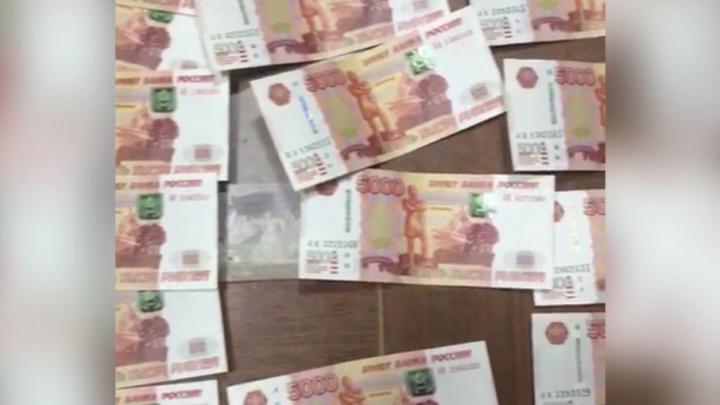 В Ростове проводница помогла задержать ставропольца с пачкой фальшивых денег