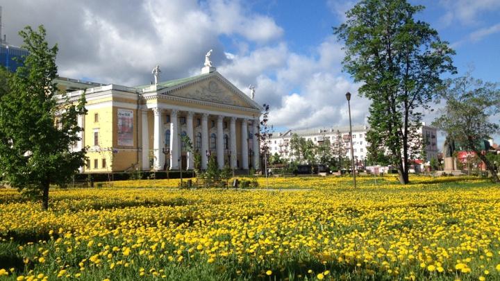 На Южном Урале будет дождливо, потеплеет только к лету