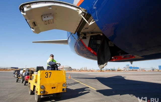 Успеть за 60 минут: как аэропорт Волгограда готовит к вылету самолеты