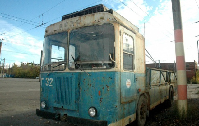 В Перми поставят памятник троллейбусу