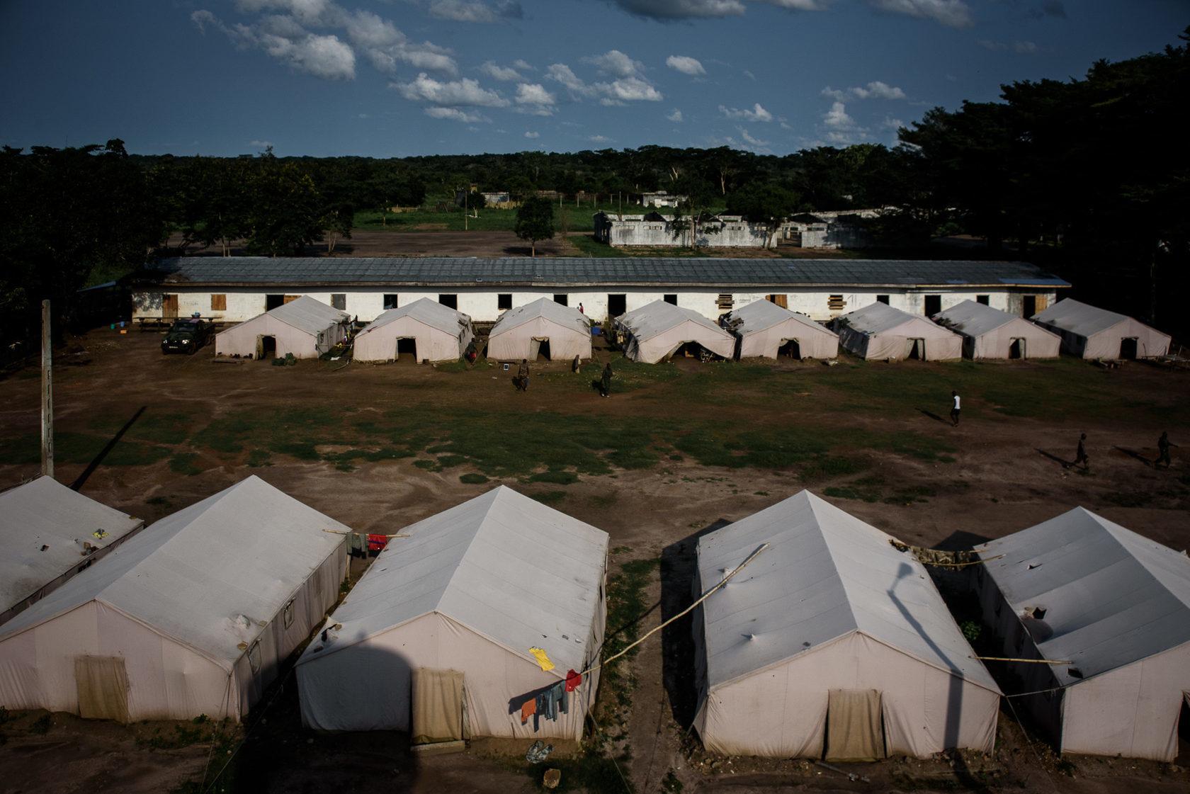 тренировочный лагерь Беренго