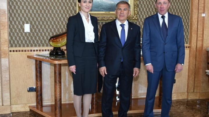 Правительство Республики Татарстан и Банк УРАЛСИБ подписали соглашение о сотрудничестве