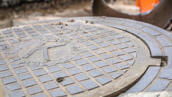 В Самаре около офисных центров заменят канализационные сети