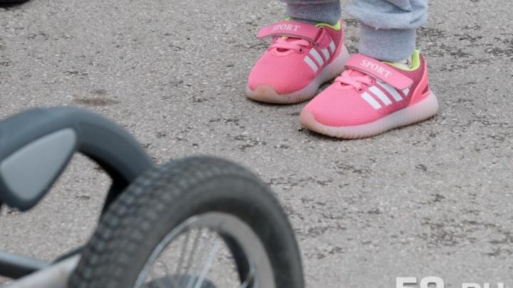 ГИБДД: по числу ДТП с детьми Мотовилихинский район признали самым аварийным