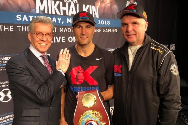 Ковалёв в очередной раз смог подтвердить статус чемпиона мира
