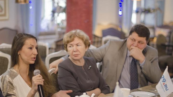 Круглый стол 29.ru: зачем в Поморье сокращают роддома и что об этом думает минздрав
