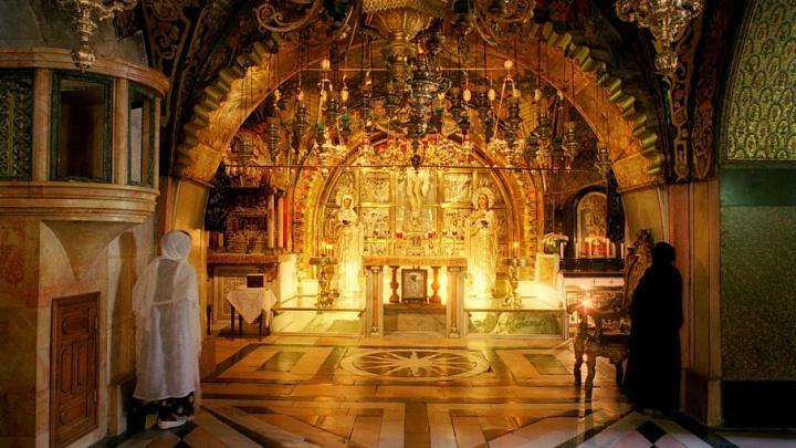 У северян появилась возможность помолиться в Иерусалиме за 800 рублей