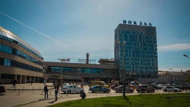 Переходной мост на главном железнодорожном вокзале Ростова закроют на два месяца