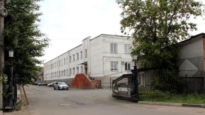 Здание напротив ТРК «Горки» в Челябинске выставили на продажу