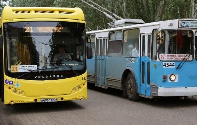 Отмена пятисот маршруток ускорила транспорт в Волгограде