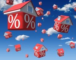 Ставка по ипотеке снизилась до 13%