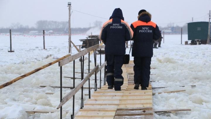 Архангельская область стала чемпионом страны по количеству ледовых переправ