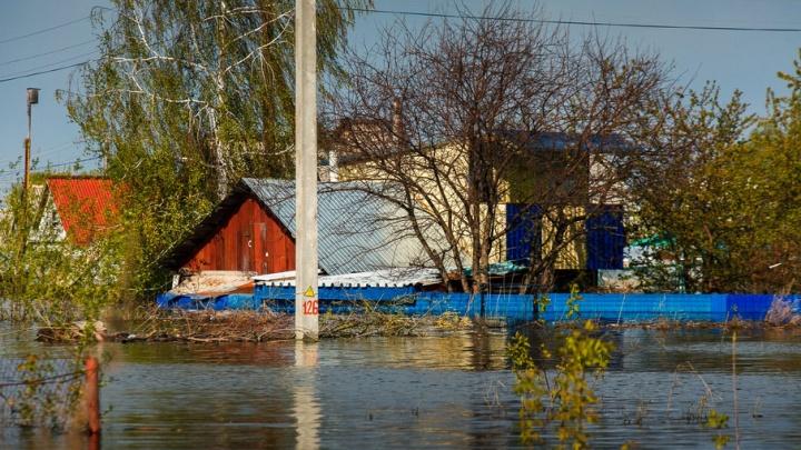 Жители Тюменской области, пострадавшие от паводка, начали получать деньги на ремонт домов