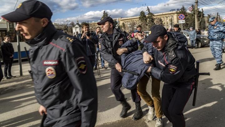Митинг сторонников Навального в Волгограде снова сорвут субботником